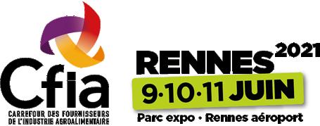 INGREDIENCE au CFIA 2021 à Rennes, les 9, 10 et 11 juin 2021